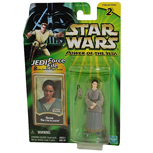 Star Wars Power of the Jedi Shmi Skywalker Action Figure ()