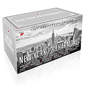 New York Philharmonic – 175th Anniversary Edition