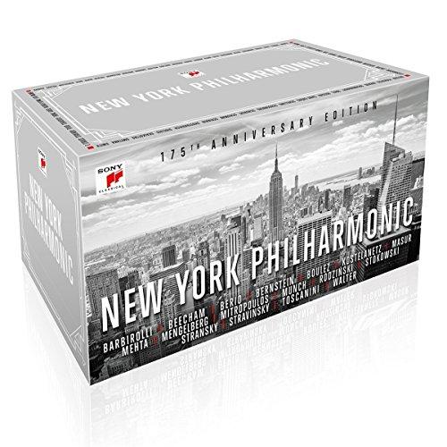 New York Philharmonic - 175th Anniversary Edition ()