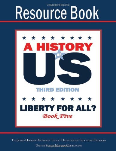 Liberty for All? Resource Book [Paperback] [2010] (Author) Susan Dangel et al.