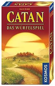 Kosmos 699093 - Würfelspiel Die Siedler von Catan