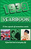 Seek Publishing 1939 Yearbook KardLet (YB1939)