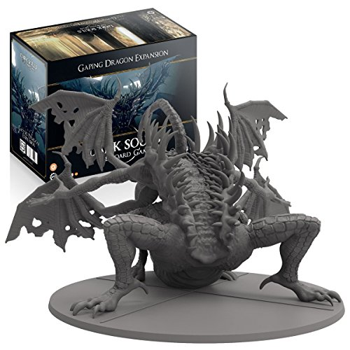 (Steamforged Games Dark Souls: The Board Game: Wave 2: Gaping Dragon, Brown)