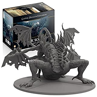 Steamforged Games Dark Souls: The Board Game: Wave 2: Gaping Dragon, Brown