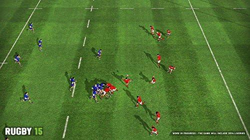 Rugby 15 - Actualités des Jeux Videos