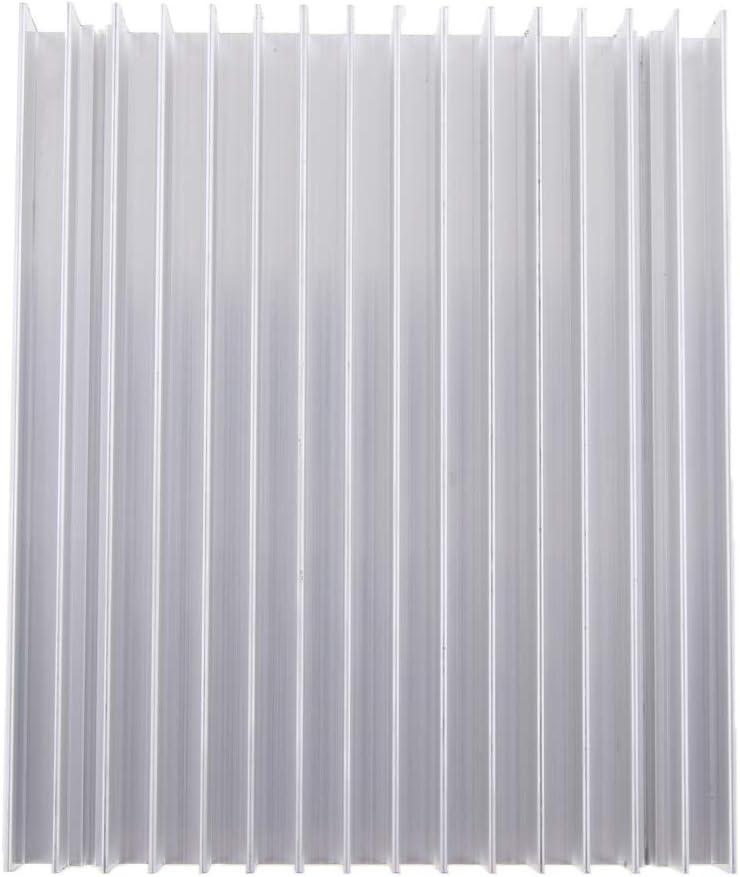 Aluminum Heatsink Cooler Cooling Fin for CPU High Power Amplifier