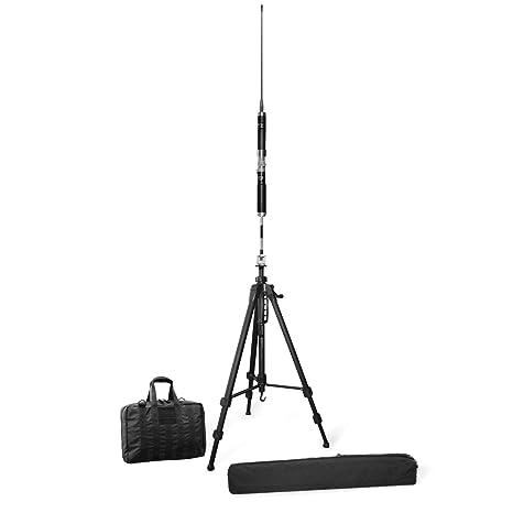 amazon com super antenna mp1lxmax deluxe tripod 80m 10m hf 2m vhf