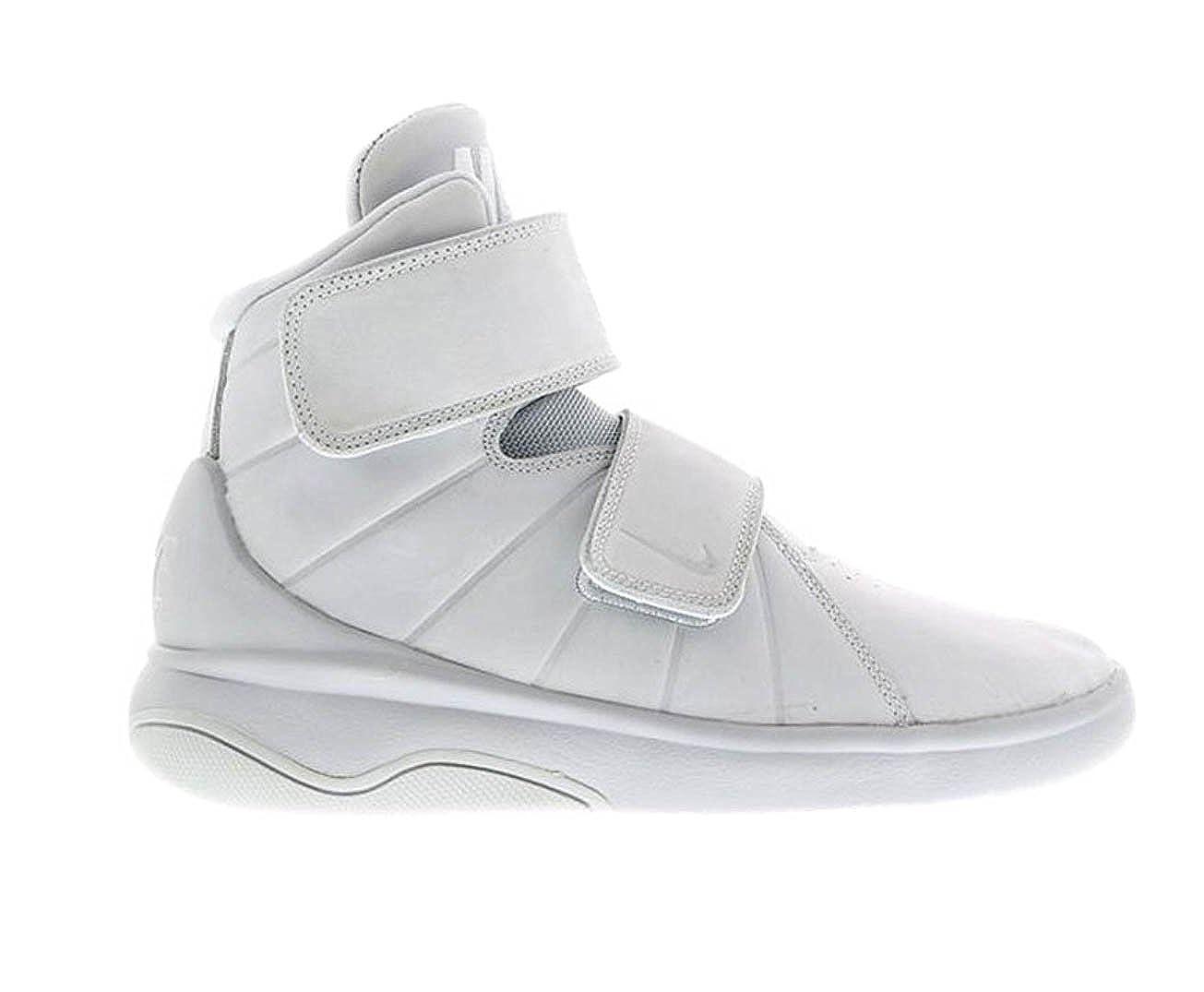 pretty nice 11186 28484 Amazon.com   NIKE Marxman Premium (GS) Boys Sneakers 6.5Y Pr Platinum    Shoes