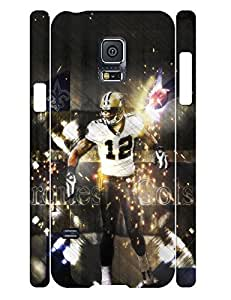 3D Print Personalized Classy Player Pattern Hard Cell Phone Protective Case for Samsung Galaxy S5 Mini SM-G800
