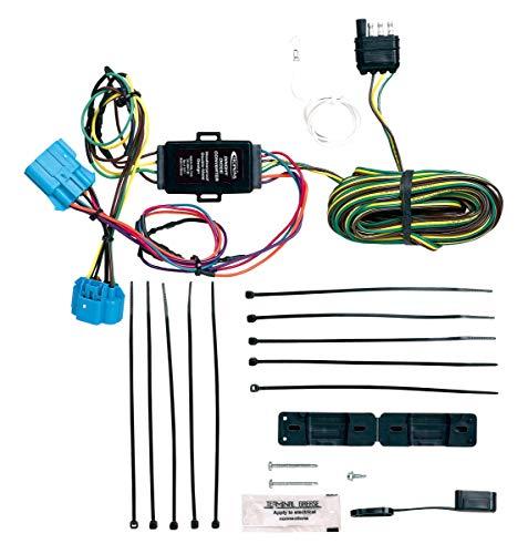 Hopkins 56101 Plug-In Simple Towed Vehicle Wiring Kit