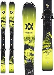 2021 Volkl Deacon Junior Skis w/vMotion 7.0 Bindings