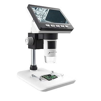 Cocolook Microscopio de Escritorio Digital electrónico ...