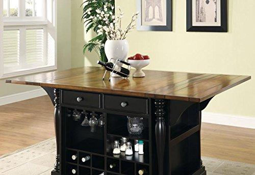 (Coaster 102270-CO Furniture Piece, Cherry Black)