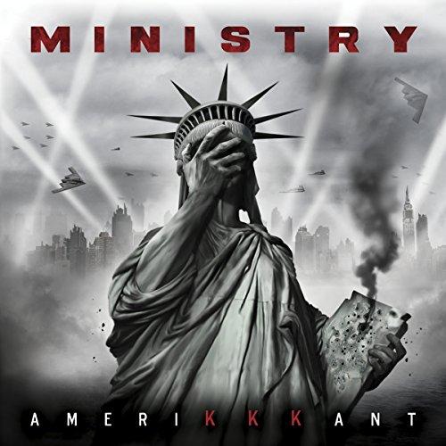 Ministry Cd (AmeriKKKant)
