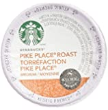 Starbucks Pike Place Roast, K-Cup Portion Pack for Keurig Brewers, 24 Count