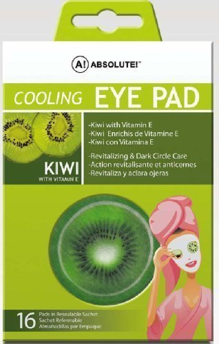 Absolute! Cooling Eye Pad - Kiwi by Nicka K