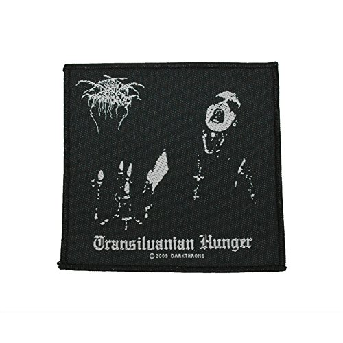 Darkthrone Transilvanian Hunger Woven Patch ()