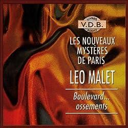 Boulevard... Ossements (Les nouveaux mystères de Paris 11)