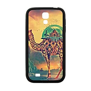 Artistic imaginary camel Cell Phone Case for Samsung Galaxy S4