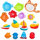 Bath Pool Water Table Toys for Boys Girls Kids Toddlers Baby