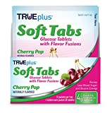 TRUEplus® Soft Tabs Glucose Tablets – 12 Packs