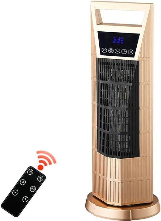 WSJTT Ventilador de torre Ventilador oscilante con enfriamiento ...