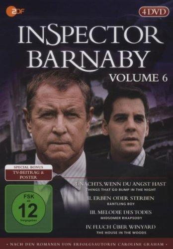 Inspector Barnaby Staffel 11