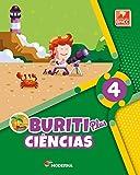capa de Buriti Plus. Ciências - 4º Ano