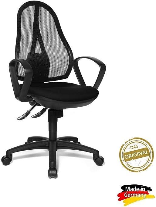 Drehstuhl Testsieger Open Point SY Somo mit Armlehnen Bürosessel Bürostuhl Arbeitsstuhl