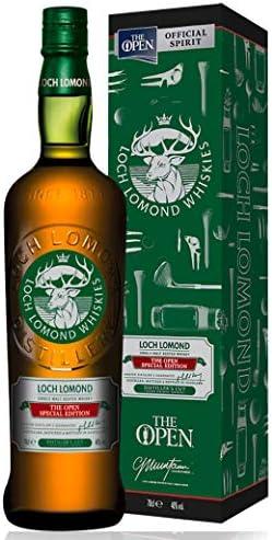 【全英オープンゴルフ 公式ウイスキー】 ロッホローモンド 全英オープンゴルフ スペシャルエディション 46度 700ml [ハイランド][シングルモルト][ウイスキー][ウィスキー][長S][highland][single][malt][whisky]