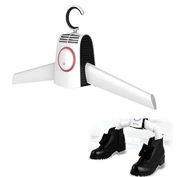 Perchas Portátiles De Secado Eléctrico Rápido Secadores De Aire Caliente Plegables Secador Airer Ropa Adecuada Secador Inteligente para Viajeros De Negocios ...