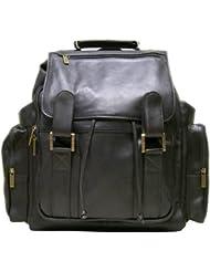 LeDonne Leather Traveler Back Pack, Large