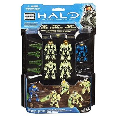 Mega Bloks Halo Last Man Standing Zombie Pack: Toys & Games