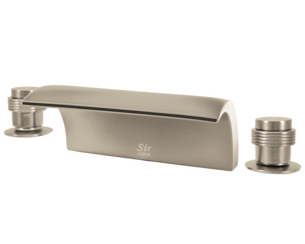 719-BN Brushed Nickel Roman Tub Faucet Set - - Amazon.com