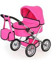 Bayer Design 13029 - Passeggino per bambole Trendy rosa
