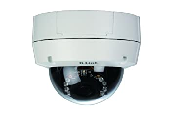 D-Link DCS-6511 - Cámara de vigilancia en domo (1280 x 1024
