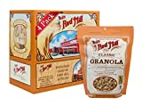 Bob's Red Mill Resealable Classic Granola, 12 Oz (4 Pack)