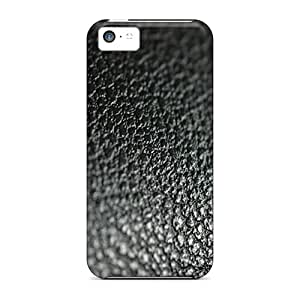 Fashionable QhW48494nsOB Iphone 5c Cases Covers For Black Leather Skin Protective Cases