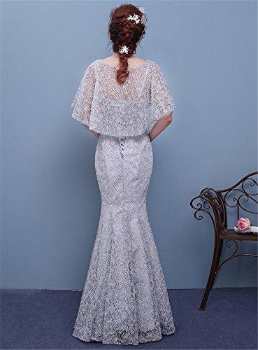 Damen Kleid Grau Drasawee Drasawee Damen Schlauch RpwqP6PY