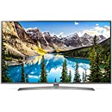 LG 55 Inch 4K Ultra Hd Led Smart Tv - 55Uj670V, Black
