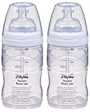 Playtex Cs05328/05587 4 Ounce  Premium Nurser Drop Ins Bottle Assorted Colors - Pack of 2