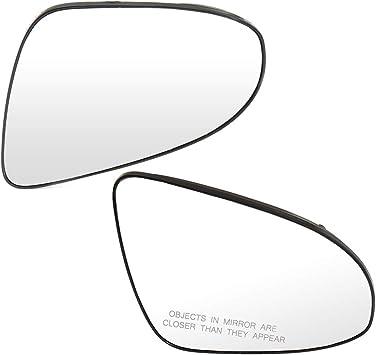 Dorman 955-1803 Cadillac//Chevrolet//GMC Driver Side Power Heated Fold-Away Side View Mirror