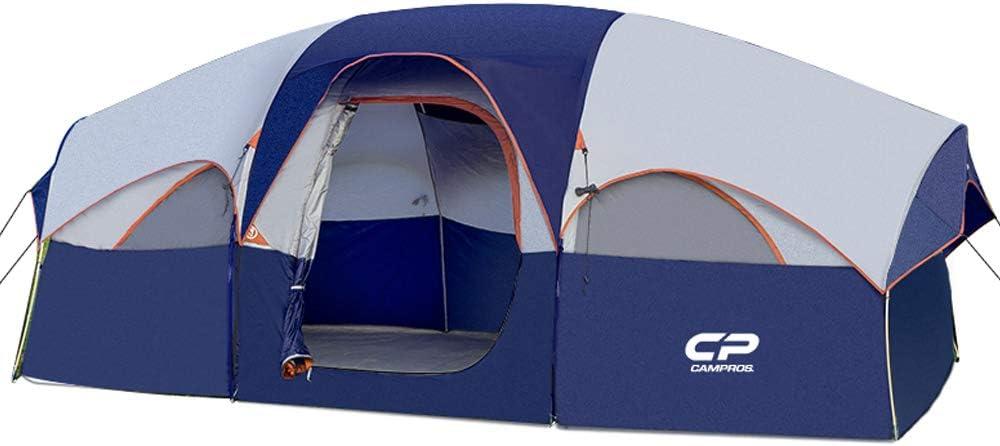 HIKERGARDEN Waterproof Windproof Camping Tents