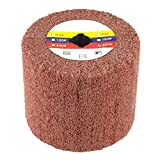 Superior Pads and Abrasives AW-320 Elastic Grain Coated Nylon Abrasive Flap Wheel - 320 Grit