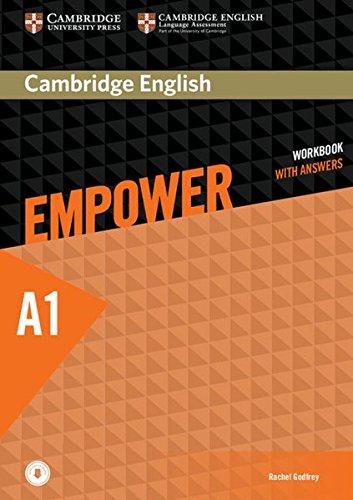 Cambridge English Empower A1: Workbook + downloadable Audio