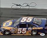 Michael Waltrip Nascar Signed Authentic 8X10 Photo Autographed PSA/DNA #U43719