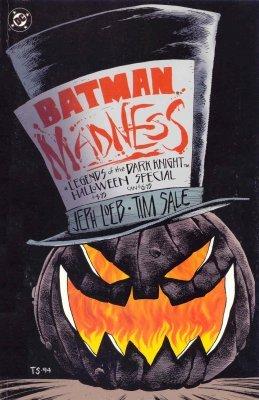 Batman:legends of the Dark Knight,halloween Special #2 Madness ()