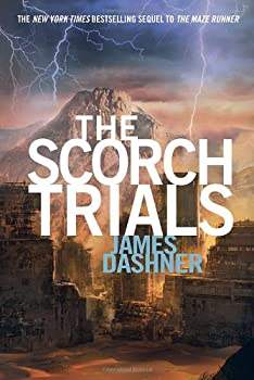 The Scorch Trials 1906427798 Book Cover