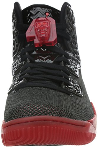 Nike Da Fitness Jordan Black Grey cement Spike Uomo FortyScarpe fire Red Air oeWxBrdC