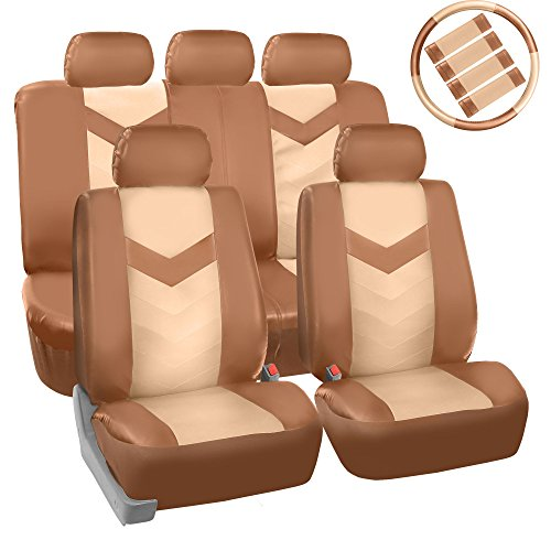 09 impala leather seat covers - 5